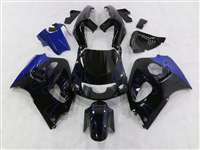 1996-2000 Suzuki GSXR 600 750 SRAD Blue Flame Fairings | NSS9600-3