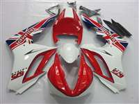 Gloss Red 2009-2012 Triumph Daytona 675 Motorcycle Fairings | NT60912-6