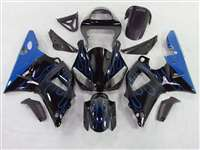 2000-2001 Yamaha YZF R1 Blue Flames Fairings | NY10001-31