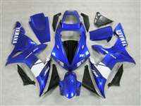 2002-2003 Yamaha YZF R1 Electric Blue Fairings | NY10203-19