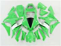 2002-2003 Yamaha YZF R1 Metallic Blast Green Fairings | NY10203-21