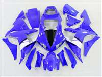 2002-2003 Yamaha YZF R1 Electric Blue Fairings | NY10203-22