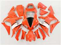 2002-2003 Yamaha YZF R1 Candy Red Fairings | NY10203-23