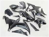 Satin Black 2002-2003 Yamaha YZF R1 Motorcycle Fairings | NY10203-27