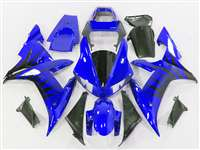 Metallic Blast Blue 2002-2003 Yamaha YZF R1 Motorcycle Fairings | NY10203-9
