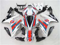 2004-2006 Yamaha YZF R1 Martini Race Fairings | NY10406-1