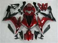 2004-2006 Candy Red Yamaha YZF R1 Motorcycle Fairings | NY10406-17