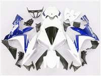 2004-2006 Yamaha YZF R1 Electric Blue/White Fairings | NY10406-33