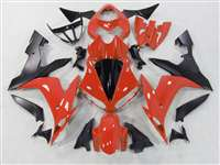 2004-2006 Yamaha YZF R1 Deep Orange Fairings | NY10406-41