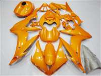 2004-2006 Yamaha YZF R1 Candy Pearl Orange Fairings | NY10406-47