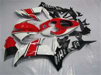 2004-2006 Yamaha YZF R1 Red/Black Star Fairings | NY10406-9