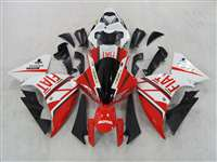 2009-2011 Yamaha YZF R1 Red FIAT Fairings | NY10911-13