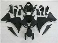 2009-2011 Yamaha YZF R1 Matte Black Fairings | NY10911-7