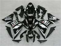 2009-2011 Yamaha YZF R1 FIAT Black Fairings | NY10911-8