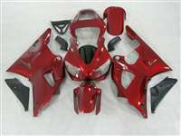 Candy Red 1998-1999 Yamaha YZF R1 Motorcycle Fairings | NY19899-19