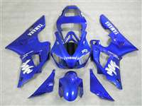Electric Blue 1998-1999 Yamaha YZF R1 Motorcycle Fairings | NY19899-4