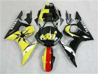 Race Replica Yamaha 2003-2005 YZF R6 and 2006-2009 R6S Motorcycle Fairings | NY60305-20