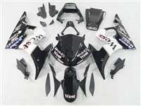 Yamaha 2003-2005 YZF R6 and 2006-2009 R6S WEST Motorcycle Fairings | NY60305-7