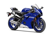 Blue Yamaha YZF-R6 2017-2019 Fairing Kit | NY61719-2