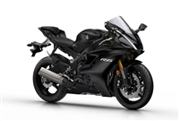 Black Yamaha YZF-R6 2017-2019 Fairing Kit | NY61719-5