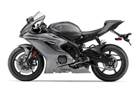 Matte Grey Yamaha YZF-R6 2017-2019 Fairing Kit | NY61719-6