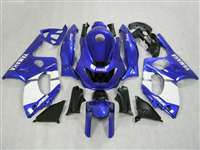 1997-2007 Blue Yamaha YZF 600R Motorcycle Fairings | NY69707-14
