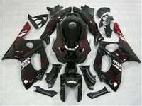 1997-2007 Yamaha YZF 600R Flame Red Fairings | NY69707-15
