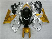 1997-2007 Yamaha YZF 600R Gold Fairings | NY69707-16