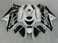 1997-2007 Yamaha YZF 600R White/Black Fairings | NY69707-2