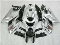 1997-2007 Yamaha YZF 600R Electric Silver Fairings | NY69707-21