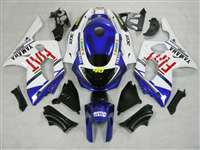 1997-2007 FIAT Yamaha YZF 600R Motorcycle Fairings | NY69707-23