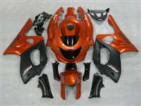 Sunburst Orange 1997-2007 Yamaha YZF 600R Motorcycle Fairings | NY69707-24