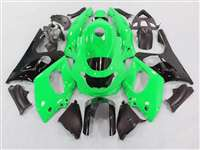 1997-2007 Yamaha YZF 600R Bright Green Fairings | NY69707-31