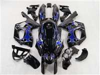 1997-2007 Yamaha YZF 600R Arctic Tribal Fairings | NY69707-5