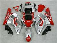 1998-2002 Yamaha YZF R6 Red Fortuna Fairings | NY69802-12