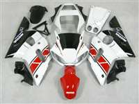 1998-2002 Yamaha YZF R6 Hybrid Red Fairings | NY69802-18