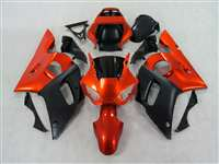 1998-2002 Yamaha YZF R6 Metallic Orange Fairings | NY69802-25