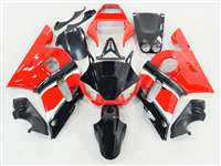 1998-2002 Yamaha YZF R6 Red OEM Style Motorcycle Fairings | NY69802-40