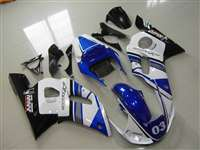 1998-2002 Yamaha YZF R6 Race Replica Fairings | NY69802-6
