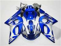 1998-2002 Yamaha YZF R6 Crazy Tribal Fairings | NY69802-7