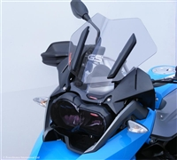 BMW R1200GS Short Windshield