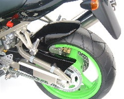 Kawasaki Zx9r 2002 2003 Rear Tire Hugger Black