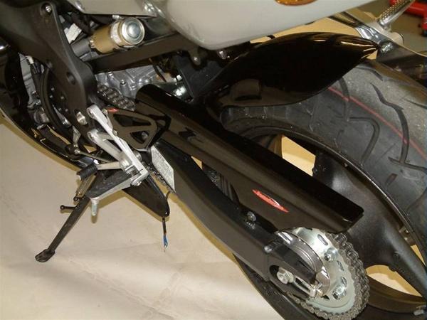 Honda Cbr600 F4i 01 03 Rear Hugger Black