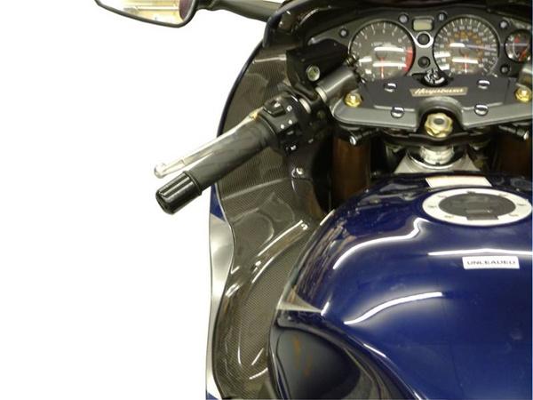 Honda Grom Price >> Suzuki GSX-R1300 Hayabusa (1999-2007) Dash Panels (4 ...