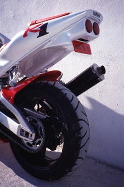 Yamaha YZF R1 1998 1999 Stock Light Undertail