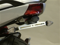 Kawasaki Ninja 650R / ER6F Side Panels Lower 100% Carbon Fiber - Fits All Years
