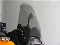 Kawasaki Versys Windscreen Flip Touring Clear (2010+)