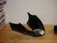 Yamaha FZ1 Bellypan (2001-2005) GLOSS BLACK