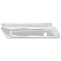 Harley PM Saddlebag Latch Cover Plates