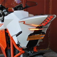 KTM RC8 / RC8R Fender Eliminator Kit